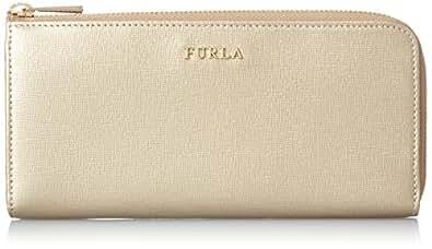 [フルラ] Furla 長財布Lジップ バビロン PN07 CGD00798084 (ゴールド)