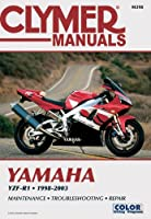 Yamaha YZF-R1 1998-2003 (Clymer Color Wiring Diagrams)