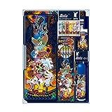 ショウワノート 文具ギフトセット ポケットモンスター 950728M01 クリスタルケースタイプ