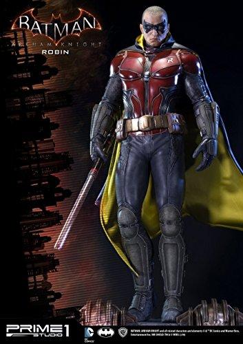 ミュージアムマスターライン/ バットマン アーカム・ナイト: EX版 ロビン 1/3 ポリストーン スタチュー MMDC-06EX