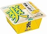 ロッテ 爽 冷凍レモン 18入