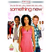 Something New [DVD] by Sanaa Lathan