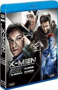 X-MEN ブルーレイBOX(4枚組)『X-MEN:フューチャー&パスト』劇場公開記念(初回生産限定) [Blu-ray]