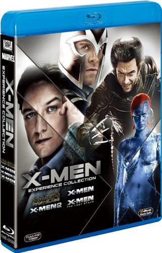 X-MEN ブルーレイBOX(4枚組)『X-MEN:フューチャー&パスト』劇場公開記念(初回生産限定) [Blu-ray]の詳細を見る