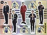 BIGBANG (ビッグバン)/ミニチュア 等身大パネル(卓上スタンドPOP/ミニパネル)セット - Standing Paper Doll(K-POP/韓国製)