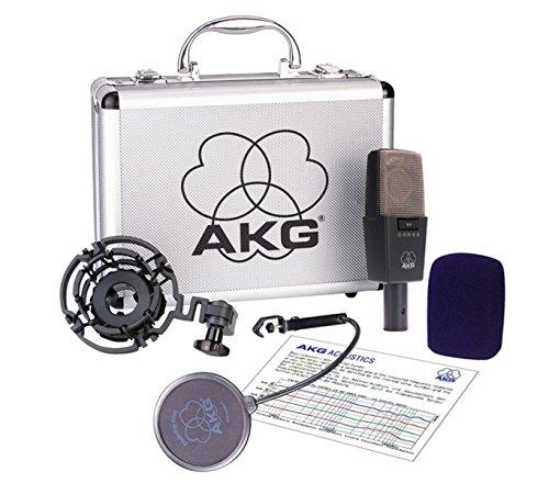 ◆AKG C414 XLS コンデンサーマイク◆並行輸入品