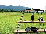 IRON REG LADDER IRL - 01 キャンプ アイアンレッグラダー/W STANDARDインダストリアル/店舗什器ディスプレイラック …