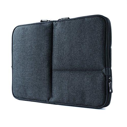 サンワダイレクト ノートパソコンケース 13.3インチ Surface Laptop2 / MacBook Air 13.3インチ 小物ポケッ...