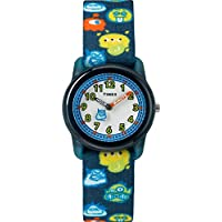 Timex Boys Time Machines Analog Metal Watch