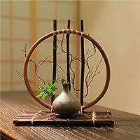 花かご 花バスケット 籐バスケット 籐鉢(17060123)