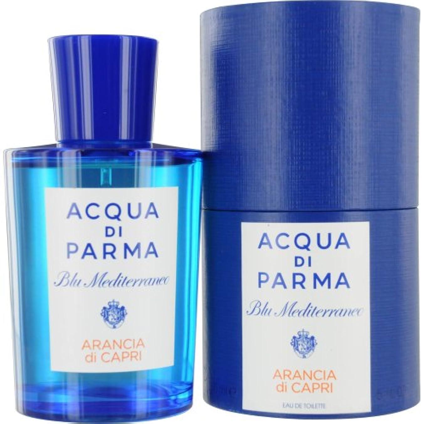 ピアースランデブーメモAcqua Di Parma - パルマACQUA DI CAPRI B.M ARANCIA 150V - 【並行輸入品】