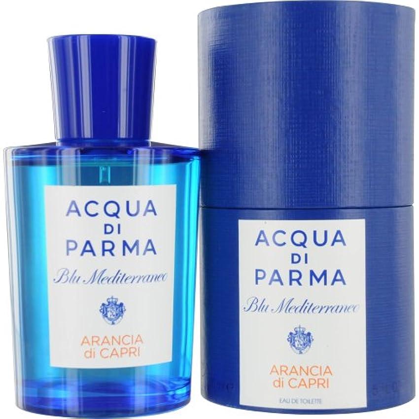 ミトンアンペア防止Acqua Di Parma - パルマACQUA DI CAPRI B.M ARANCIA 150V - 【並行輸入品】