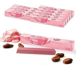 キットカット ショコラトリー サブリム ルビー 10個セット