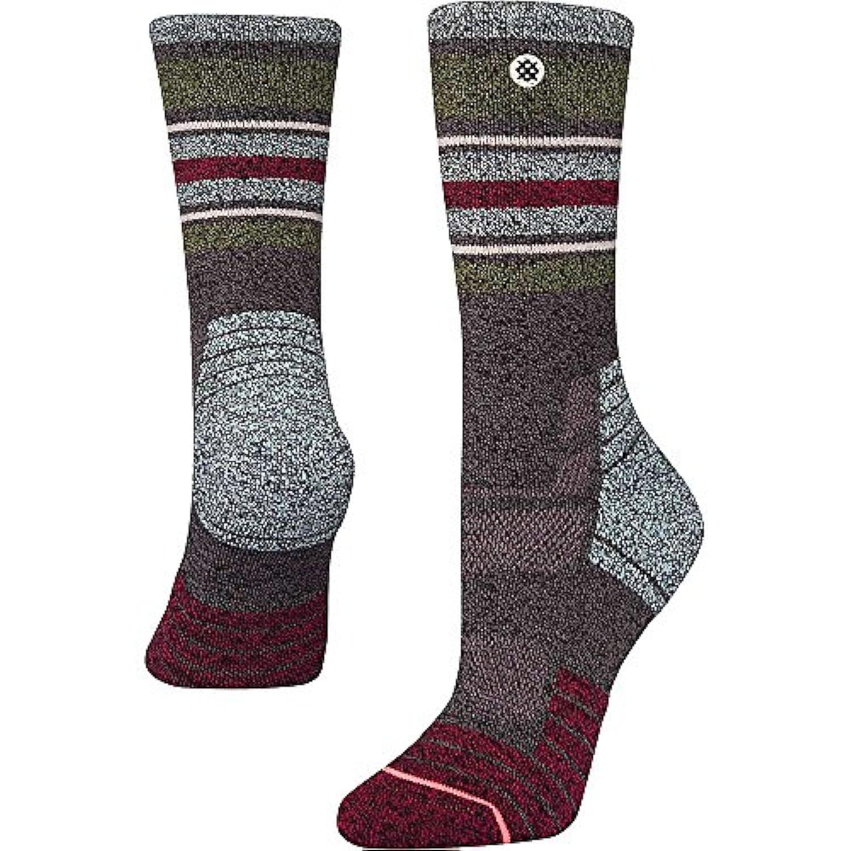 [スタンス] レディース 靴下 Stance Women's Plateau Sock [並行輸入品]