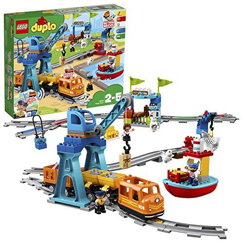 レゴ(LEGO)デュプロ キミが車掌さん! おしてGO機関車スーパーデラックス 10875