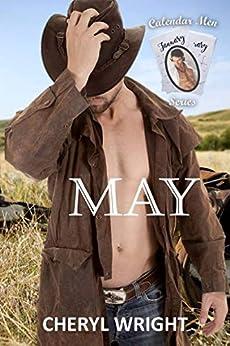 May (Calendar Men Series Book 5) by [Wright, Cheryl]