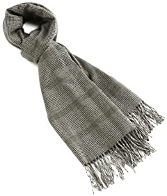 Wool 90 Cashmere 10 Scarf 1336-343-2727: 1