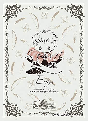 キャラクタースリーブ Fate/Grand Order【Design produced by Sanrio】 エミヤ(B)(EN-858)
