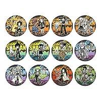 シャーマンキング 01 (グラフアート) 缶バッジ BOX