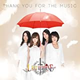 Thank You For The Music / ラストヒロイン(矢田玲華)