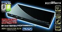 各種ゲーム機用AVセレクタ『HDMIセレクタスリム』