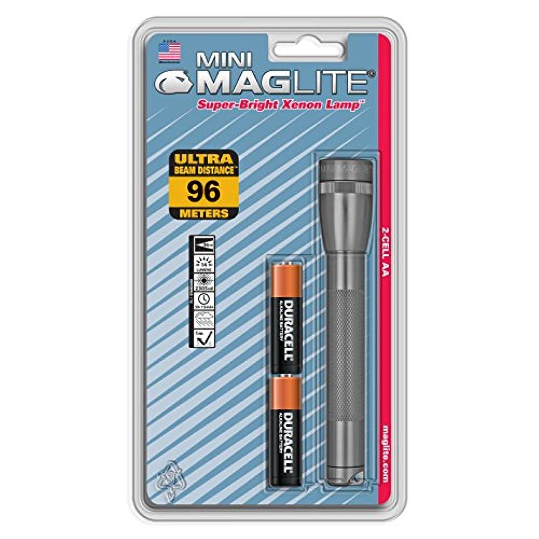 切る注釈第二MAG-LITE(マグライト) 2AA BP GY M2A096V