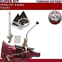 American Shifter 505737 Shifter Kit (TH350 10 E Brake Trim Kit For EFA4A) [並行輸入品]