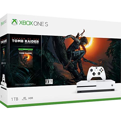 Xbox One S 1 TB シャドウ オブ ザ トゥーム...