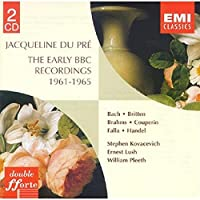 Jacqueline du Prテゥ: The Early BBC Recordings 1961-1965 (2003-12-05)