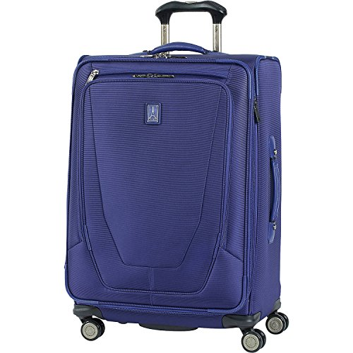 """トラベルプロ バッグ スーツケース Crew 11 25"""" Expandable Spinner Purple [並行輸入品]"""