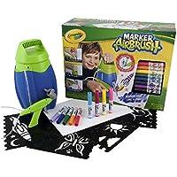 Crayola - 04-8733-E-000 - Kit de Loisir Creatif - Marker Airbrush [並行輸入品]