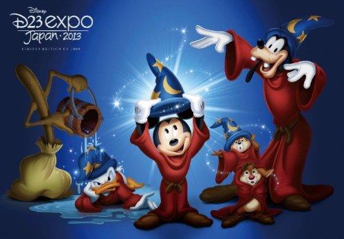 ディズニー 1000ピース D23 expo Japan 2013 D-1000-427