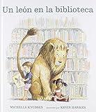 Un Leon en la biblioteca/ Library Lion