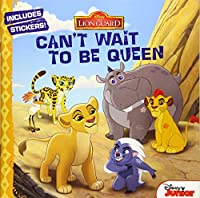 The Lion Guard Can't Wait to Be Queen