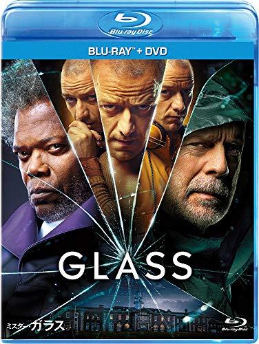 ミスター・ガラス ブルーレイ+DVDセット [Blu-ray]の詳細を見る