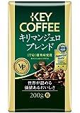 キーコーヒー VP キリマンジェロブレンド 200g