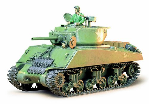 1/35 ミリタリーミニチュアシリーズ No.139 アメリカ M4A3E2 中戦車 ジャンボ 35139
