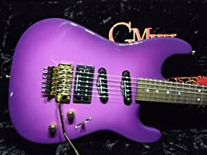 GMW Guitar Works/Jake E Lee Purple Burst