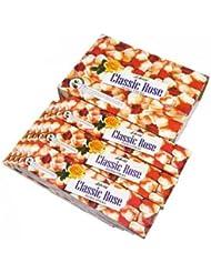 LIBERTY'S(リバティーズ) クラシックローズ香 スティック CLASSIC ROSE 12箱セット