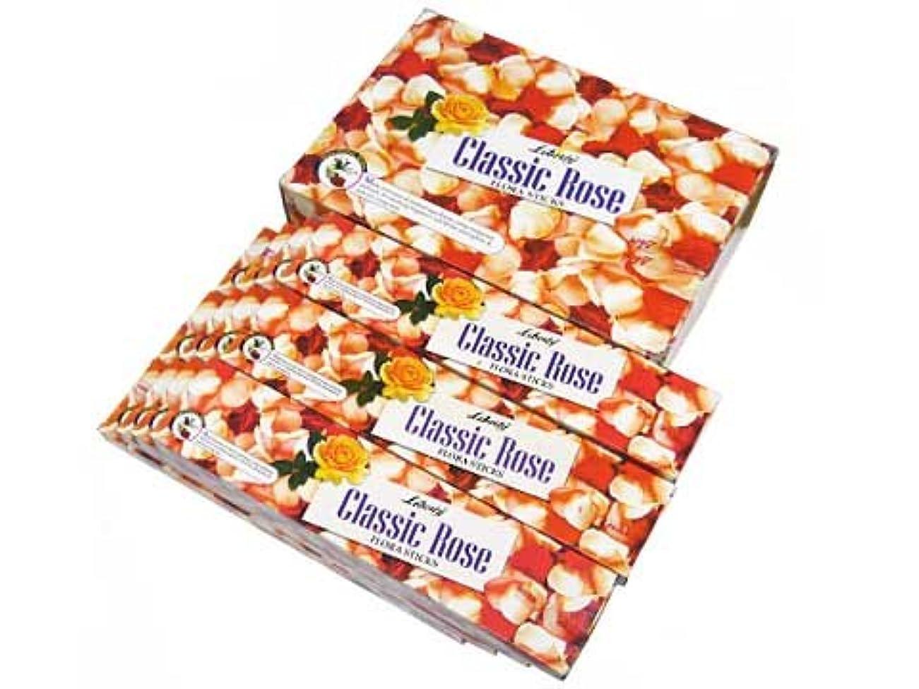 排他的食欲ありふれたLIBERTY'S(リバティーズ) クラシックローズ香 スティック CLASSIC ROSE 12箱セット