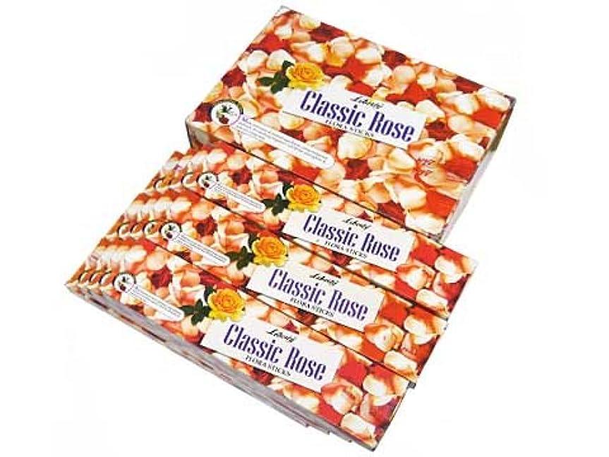 パッケージ容量ペフLIBERTY'S(リバティーズ) クラシックローズ香 スティック CLASSIC ROSE 12箱セット