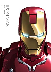 アイアンマン DVD-BOX(4枚組)