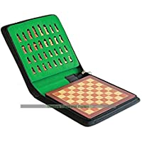 Lasker Magnetic Chess Set with Carry Case (25 x 25cm)