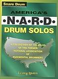 N.A.R.D. ドラム・ソロ/ラディック社スネア・ドラム教本