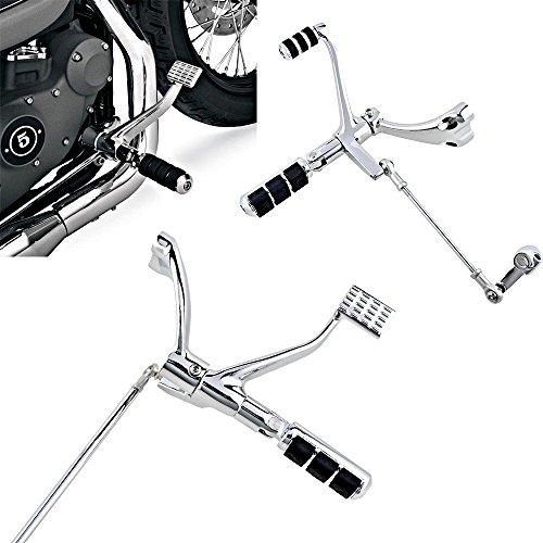 クロムForwardコントロールW /ペグfor Harley Sportster XL 8831200