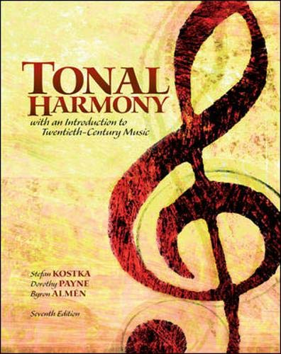 Download Tonal Harmony 0078025141