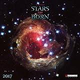 [カレンダー 2017]ツシタ製 TUSHITA/A MILLION STARS ARE BORN 星の誕生 壁掛け