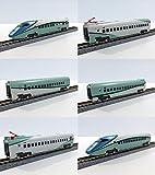 Nゲージ 10-937 E3系700番台山形新幹線 とれいゆつばさタイプ 6両セット