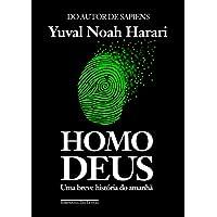 Homo Deus (Portuguese Brazilian)