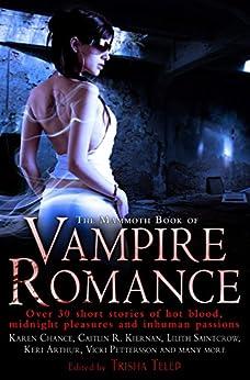The Mammoth Book of Vampire Romance (Mammoth Books) by [Telep, Trisha]